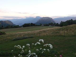 havre de paix en montagne