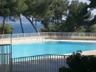 Bandol residence 12 hectares pieds dans l' eau