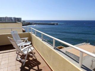 Apartamento de 1 hab. a 20 metros de la playa en el Medano