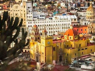 Stunning views of Guanajuato