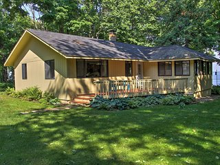 Waterfront Nisswa Home on Gull Lake w/Private Dock