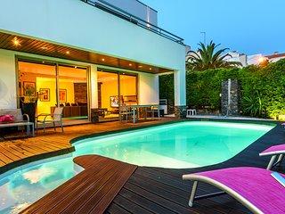 Villa Vau Beach a 300 metros praia - Piscina Exterior Aquecida