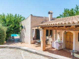 Casita de Campo Caseta 4325 Campanet con piscina privada
