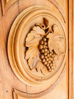 Antique door detail