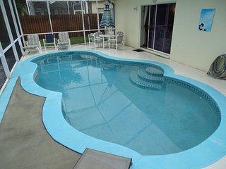 153JA. 3 Bedroom Pool Home In Golf Community