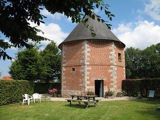 La Printanière Normandie, un ancien pigeonnier