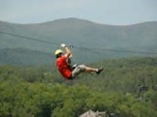Nearby Highlands Aerial Park Zip Lines!