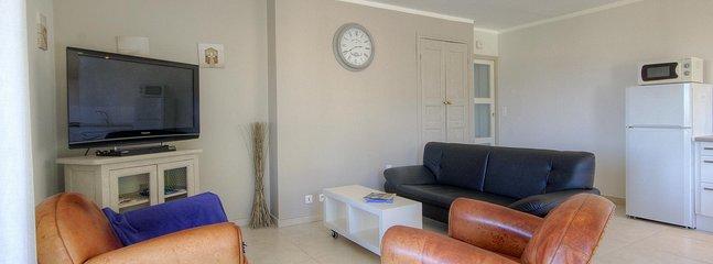 Salon/cuisine 30 m²