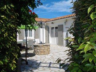 Villa au calme à proximite plage et village