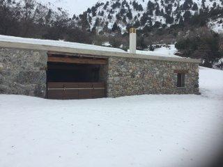Omalos shepherd house