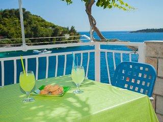 IVAN - seafront apartment, Island Of Korcula, Prizba, Grscica, Croatia