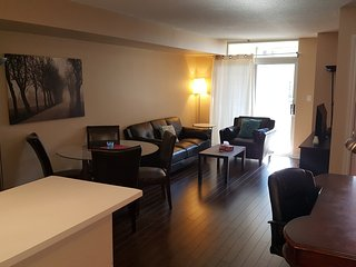 Executive Rental 1 Bedroom in City Centre, Mississauga