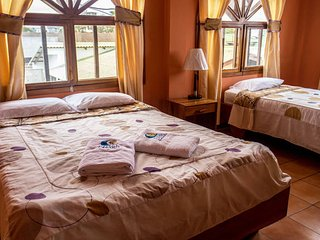 Twin Private Room Sea View (Puerto Ayora )