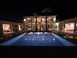 La villa de la Maison d'Ambrine - 5 etoiles