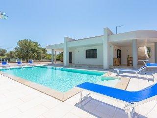 Villa Stella cadente with private pool