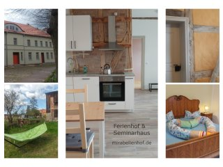 Mirabellenhof - große Ferienwohnung mit Terrasse