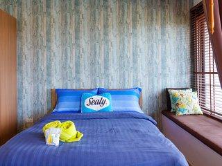 Baan SanNgam Beachfront Condominium Cha-am_CDC Two Bedrooms Apartment