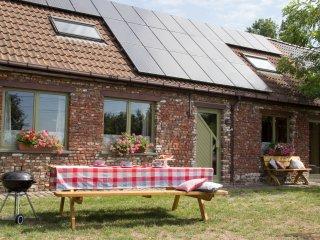 Maison à la campagne à 5km de centre-ville de Mons