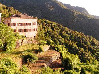 Grande maison de notables Grand jardin en  terrasses   Demeure historique