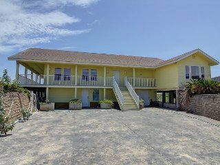 Spectacular Gulf Front Beach Home directly on the Beach!