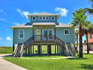 Fabulous beachfront home! 4 bedroom 3 bath home with ocean views!