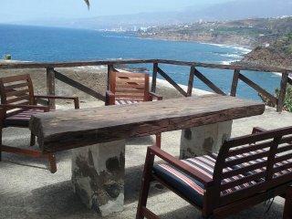 Rambla de los Caballos en los Realejos Tenerife, España