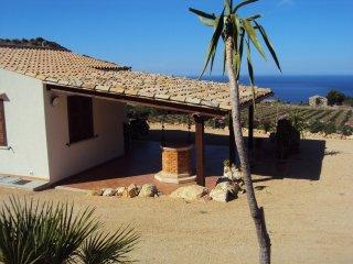 Villa Elena a 2 Km dalla RIserva Naturale dello Zingaro