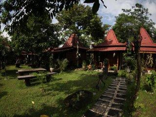 Bungalow 4 of Omah Garengpoeng Guest House