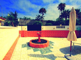Lovely 3-bedroom villa with private pool in a quiet town of Callao Salvaje (941)