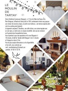 moulin de tartay