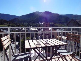 Apartamento soleado con excelentes vistas