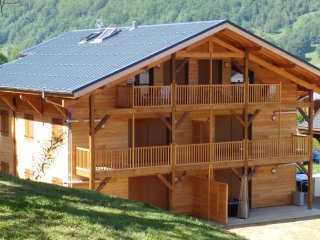 Chalet Weiden Stunning new apartment close to Morzine centre