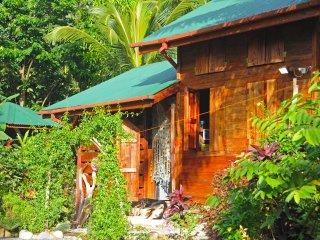 Kashima hardwood bungalow