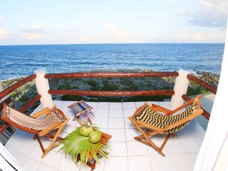 Yal Ku Cai Penthouse Studio 1E, Best views in Akumal!