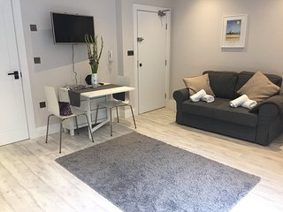 Modern one bedroom apartment in central of Bournemouth
