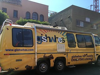 Official GISHWHES Bus