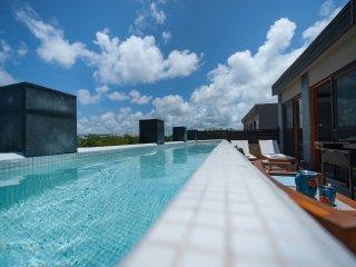 Penthouse in Aldea Zama - PH 302 - Art and Design in the Jungle