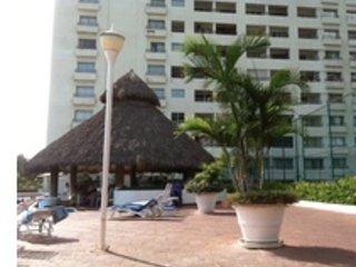Departamento en Acapulco a pie de playa! en Torre Continental Acapulco.