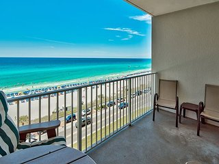20% OFF SPRING STAYS: GULF VIEW Beach Condo * Resort Pool/Hot Tub + VIP Perks