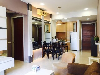 Nice and Comfortable 2 Bedroom Apt Near KLCC