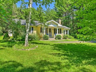 'Butterfly Hill' West Stockbridge Home on 3 Acres!