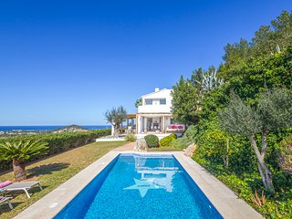 5 bedroom Villa in San Agustin des Vedra, Balearic Islands, Spain : ref 5398282