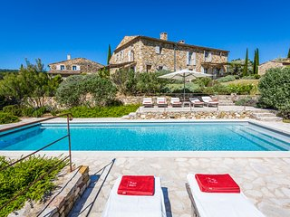 12 bedroom Villa in Oppedette, Provence-Alpes-Côte d'Azur, France : ref 5392998