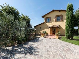 3 bedroom Villa in Montegufoni, Tuscany, Italy : ref 5386502