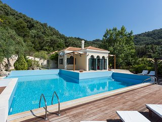 3 bedroom Villa in Pelekas, Ionian Islands, Greece : ref 5364694