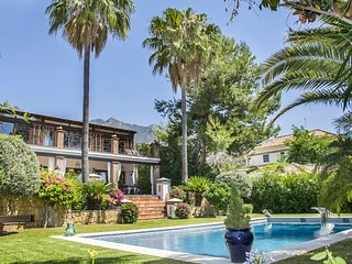 4 bedroom Villa in Marbella, Andalusia, Spain : ref 5218054