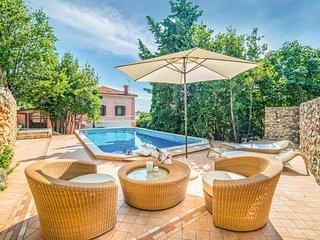 4 bedroom Villa in Moscenice, Primorsko-Goranska Zupanija, Croatia : ref 5218046
