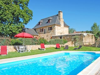 3 bedroom Villa in Grèzes, Nouvelle-Aquitaine, France : ref 5049677