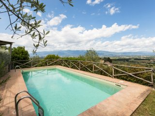 4 bedroom Villa in Mercatale, Tuscany, Italy : ref 5049005