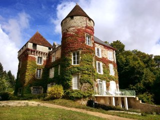 12 bedroom Chateau in Nervaux, Centre, France : ref 5049819